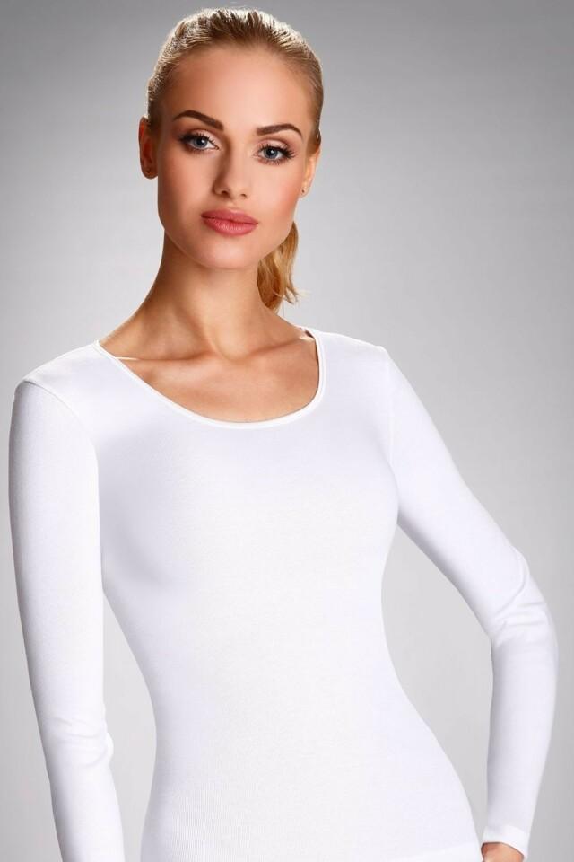 Dámské tričko Irene white - M - bílá