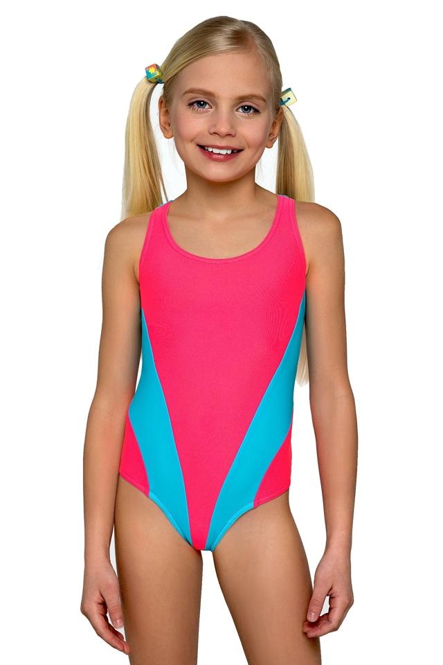 Plavky dívčí Bára