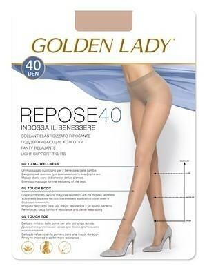Punčochové kalhoty Golden Lady Repose 40 den