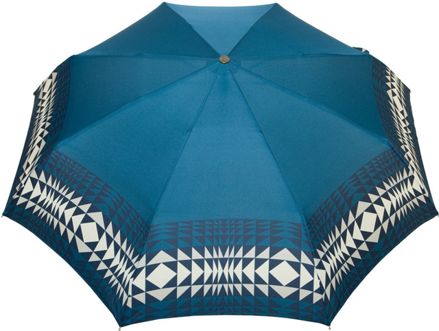 Dámský skládací deštník DP303 - F.P.Parasol - uni - khaki