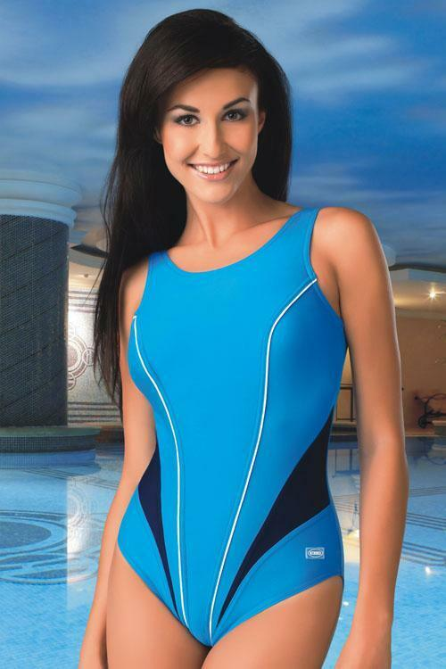 Jednodílné plavky gWINNER Laila