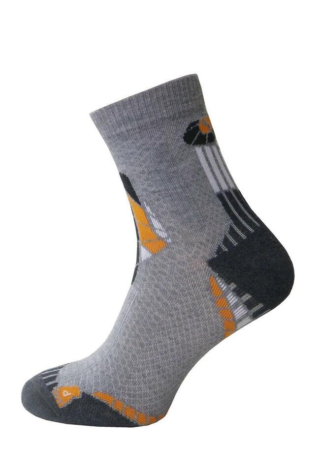 Ponožky Sesto Senso Multisport 02 - 39-41 - grafitová d5ac144c4a