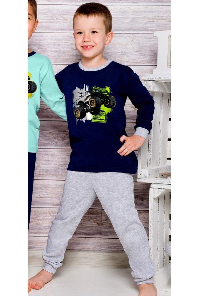 Chlapecké pyžamo 859 Olek 01