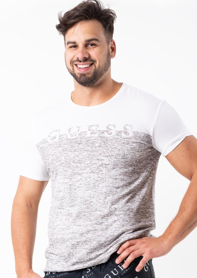 a2189ba8bac2 Pánské tričko Guess U92M03