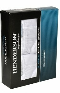 Pánské slipy Henderson Classic 1440 A'2