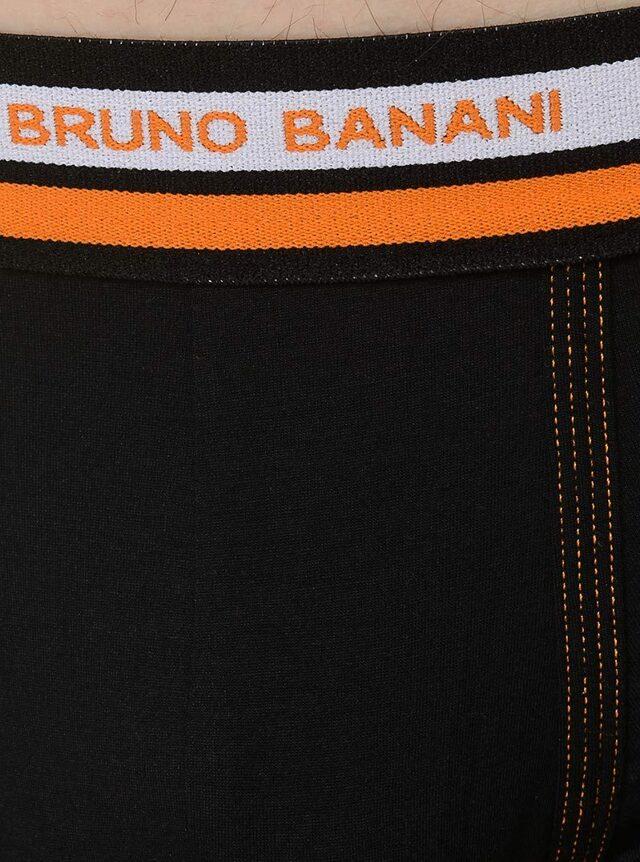 Boxerky 2202-1173 Bruno Banani - XXL - černá