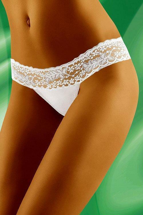 Dámské kalhotky eco-TI white - M - bílá