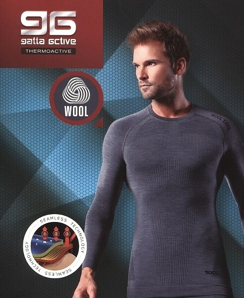 Nátělník Gatta 2946S T-Shirt Wool Men