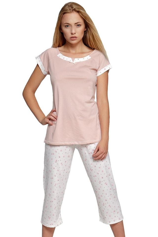 Dámské bavlněné pyžamo Cornelia - S