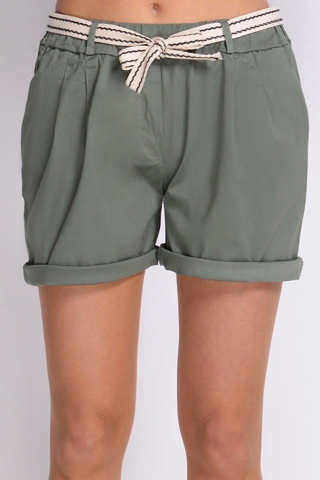 Dámské šortky Avaro SD-204 - UNI - khaki