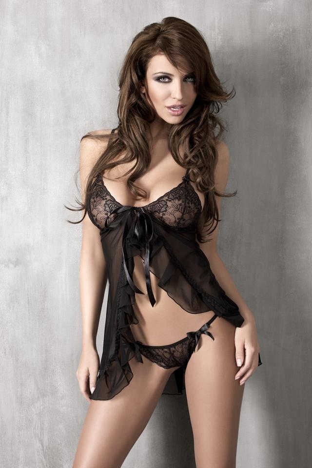 Erotická souprava Isida chemise