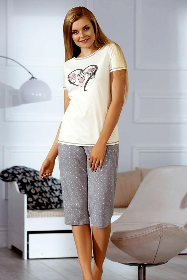 Dámské pyžamo 3051 - S - viz foto