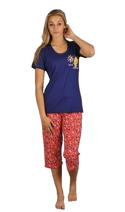 Bavlněné dámské pyžamo Lilli - L