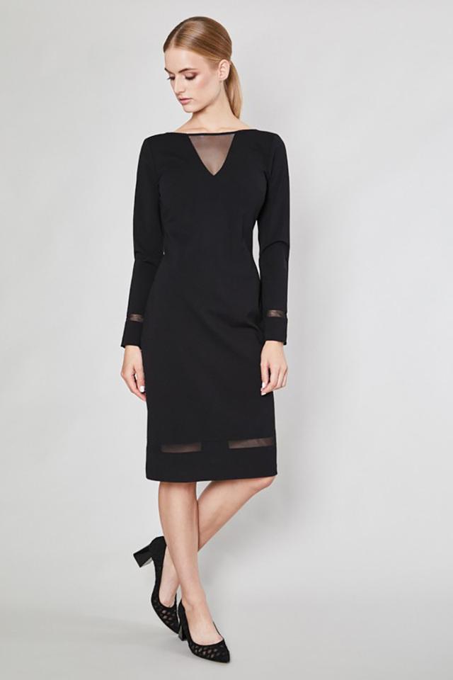 Společenské šaty model 124822 Click Fashion - 42