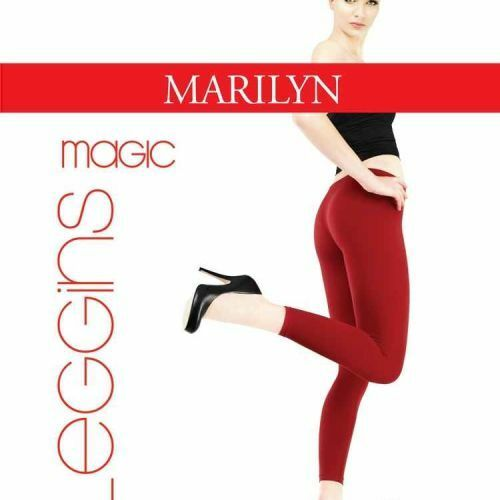 Dámské legíny Magic 180 - Marilyn - S/M - černá