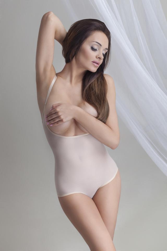 Body Softly - MITEX - L - ČERNÁ
