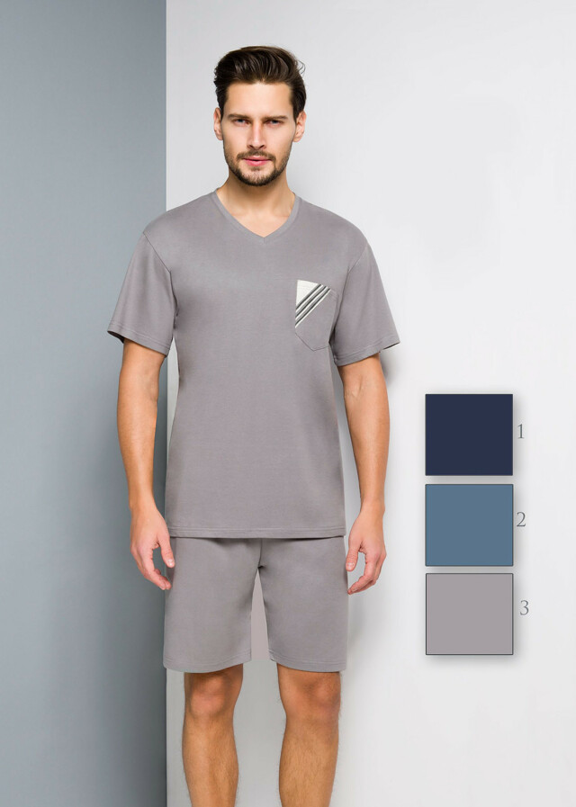 Pánské pyžamo Regina 516 kr/r 2XL-3XL