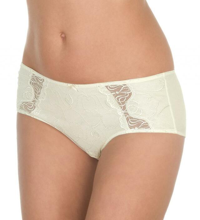 Kalhotky shorty 81429 Felina - 50 - vanilková