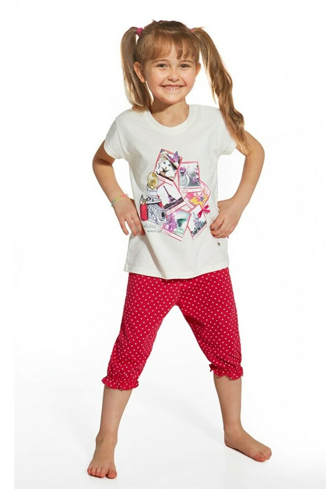 Dívčí pyžamo 586/42 Holiday