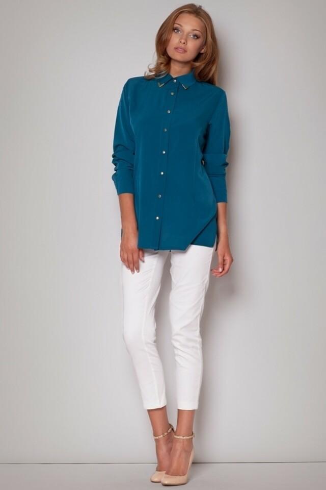 Dámská košile M212 blue