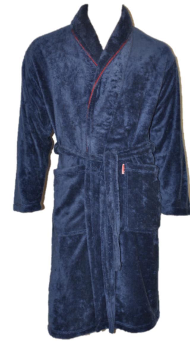 Pánský župan GIORGIO 392 - jeans - L