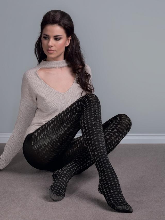 Dámské punčochové kalhoty CYNTIA - GABRIELLA - 2 34e829baa2