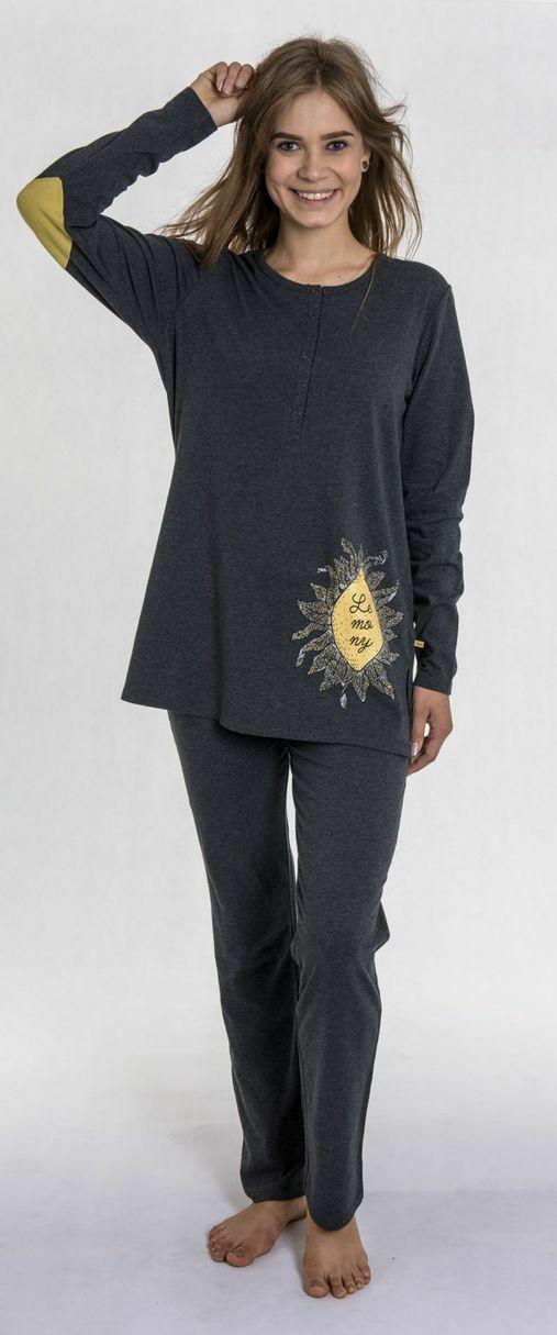 Dámské pyžamo LNS 814 - KEY