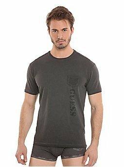 Pánské triko UC6U29-JER25 - Guess - M - modrá