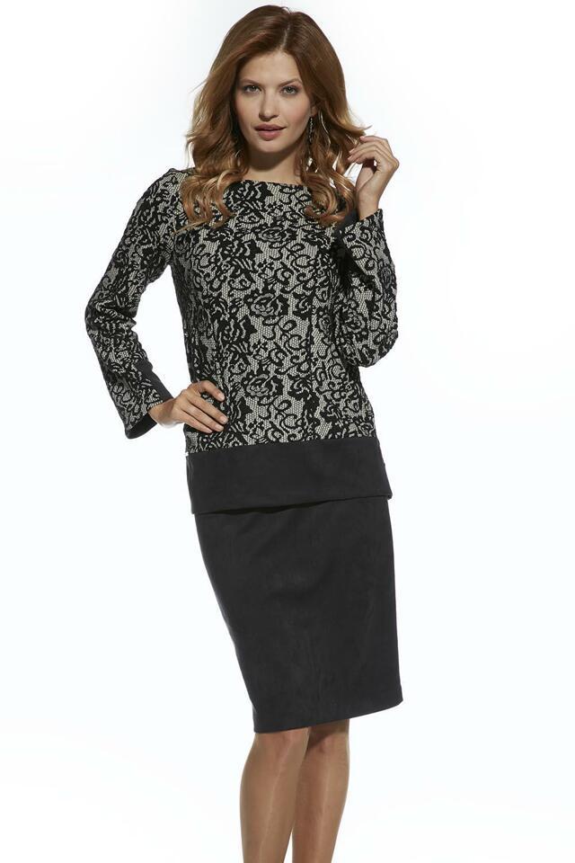 Krásná přilehavá sukně Ennywear 220005