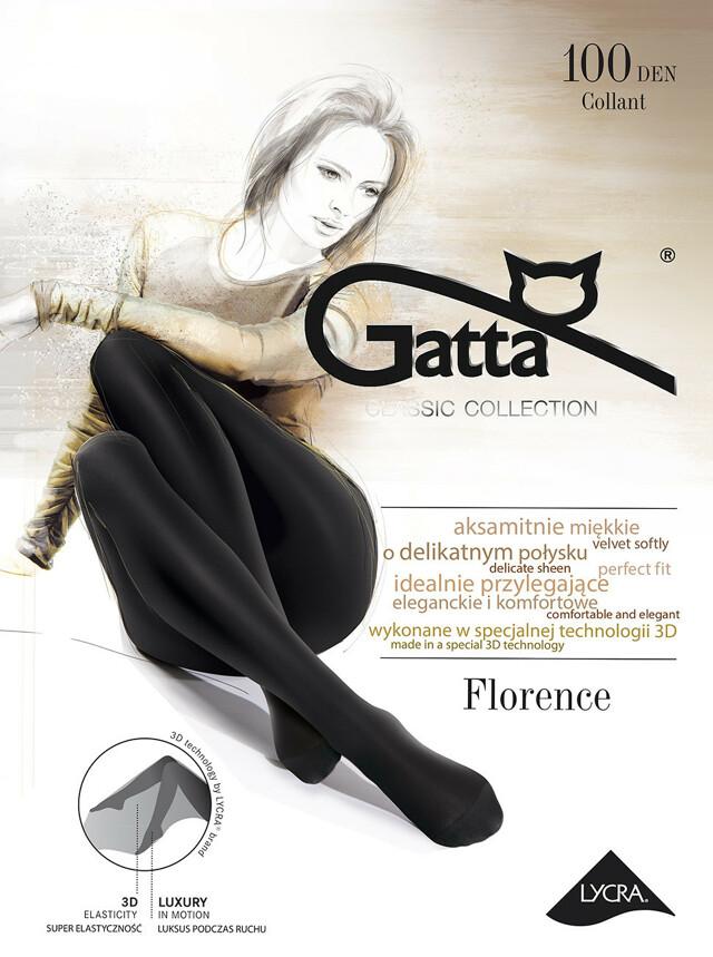 Punčochové kalhoty Gatta Florence 100 den