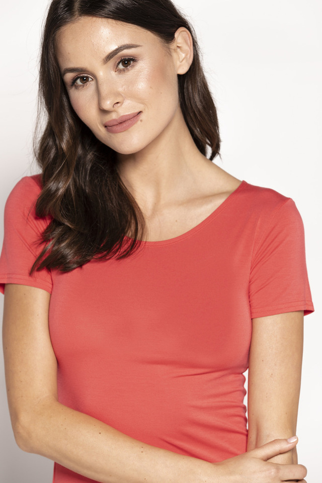 Dámské tričko CARLA - BABELL - černá - XL