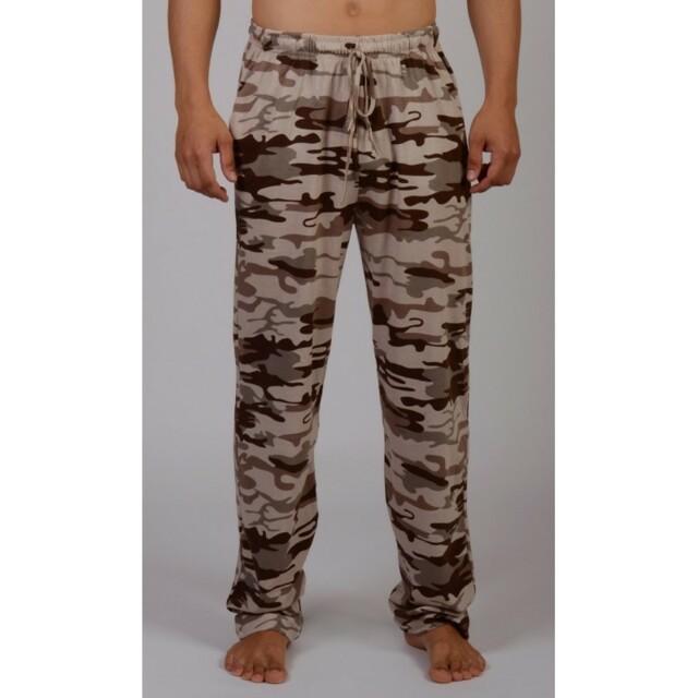 Pánské pyžamo kalhoty Army 4102 - Gazzaz - L - modrá