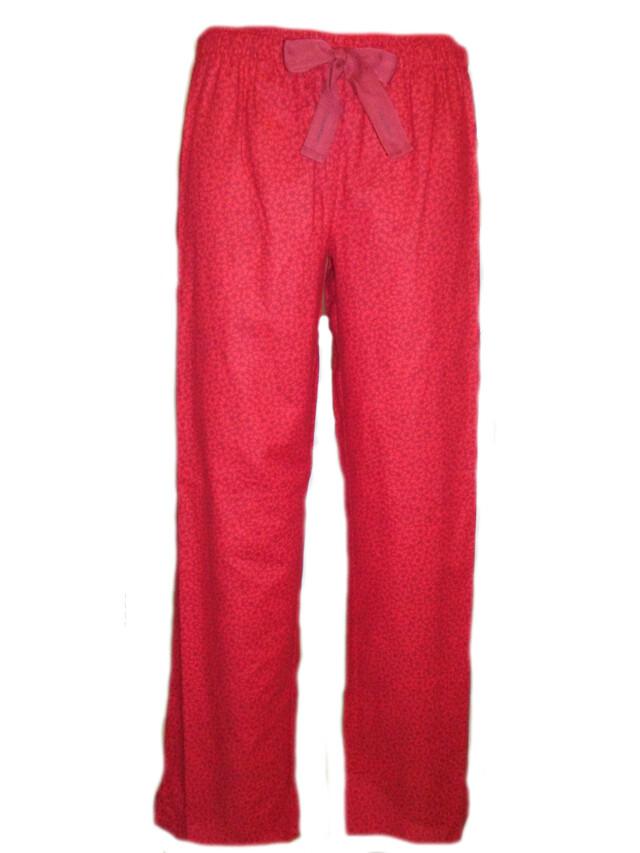Dámské kalhoty S5209E - Calvin Klein - L - červená