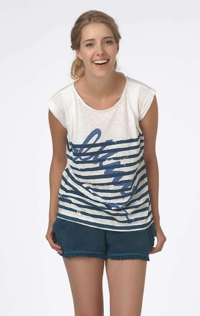 Dámské triko YI2413061 - DKNY - L - bílá