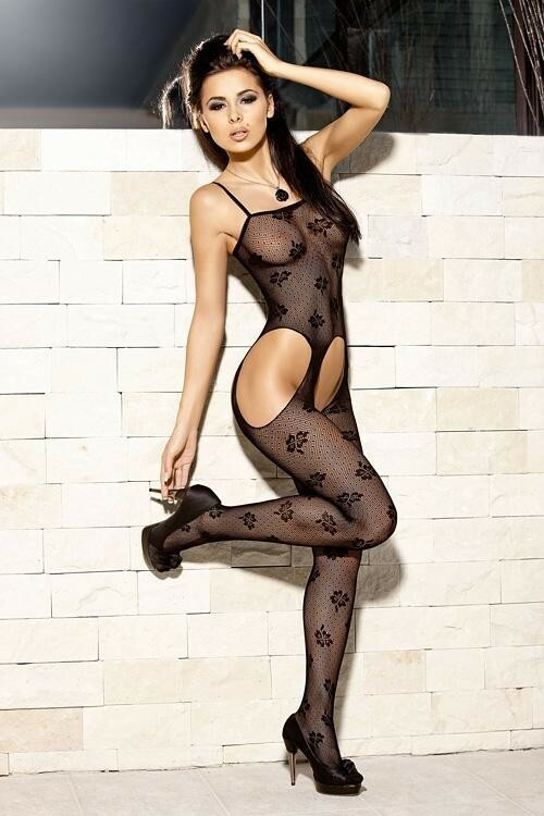 Bodystocking V-3120 SOFIA
