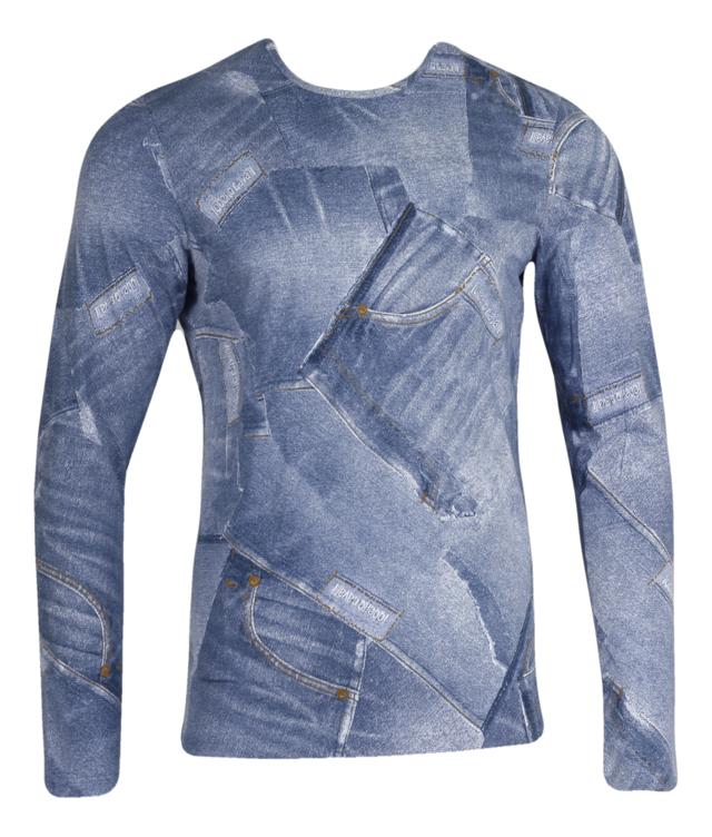 Pánské triko L041010 - Roberto Cavalli