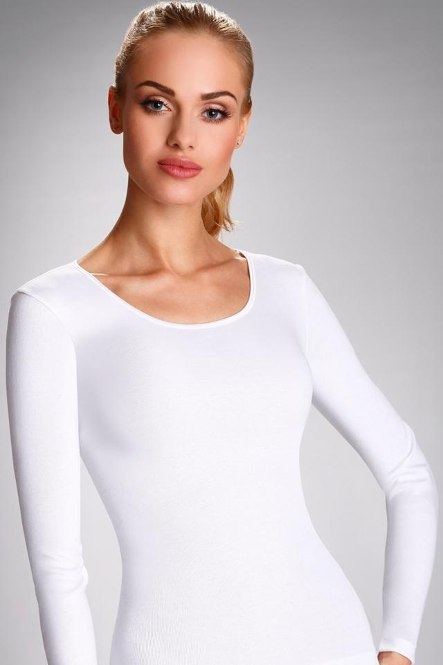 Dámské tričko Irene plus white
