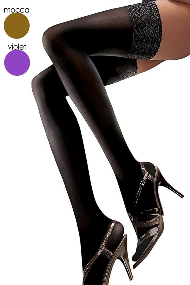 Dámské punčocháče 4010 Ester violet