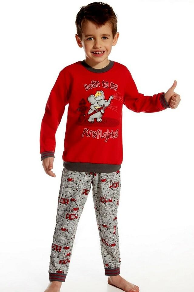 Chlapecké pyžamo 593/49 Firefighter