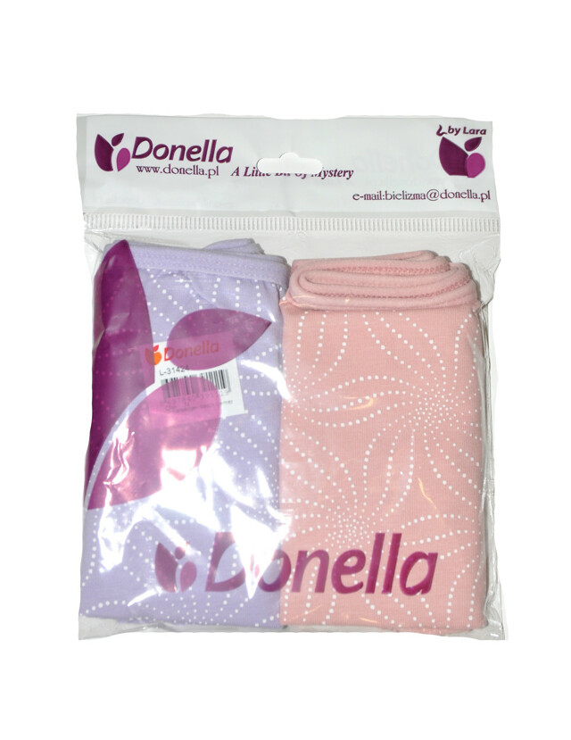 Klasické kalhotky Donella 31424 /WZ.28 A'2 - XL - mix barev