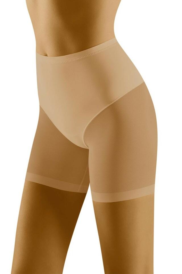 Dámské korigující kalhotky Wol-Bar Relaxa - XL - béžová