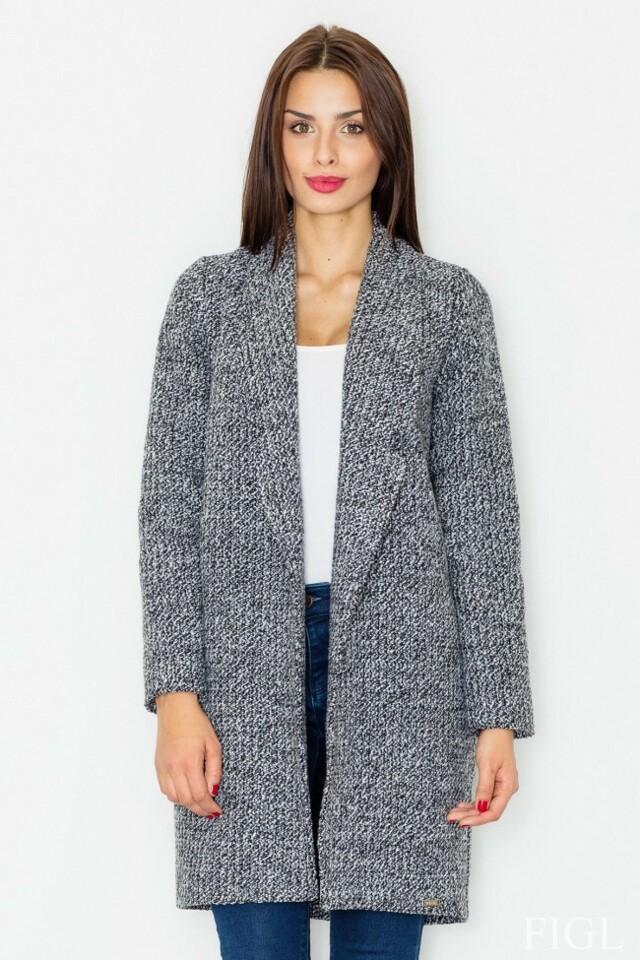 Dámský kabát M531 - Figl