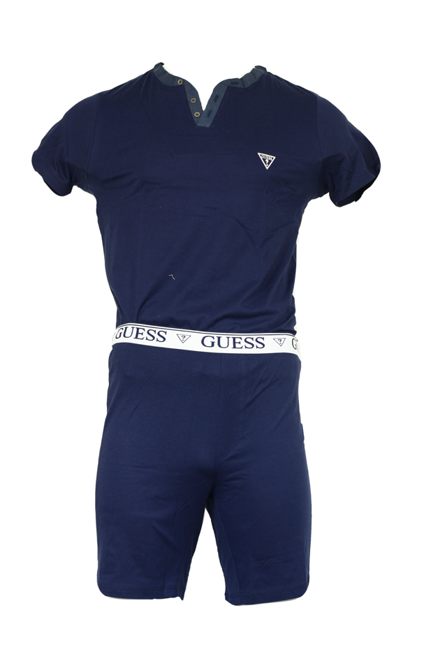 Pánské pyžamo U82X04JR018 - Guess