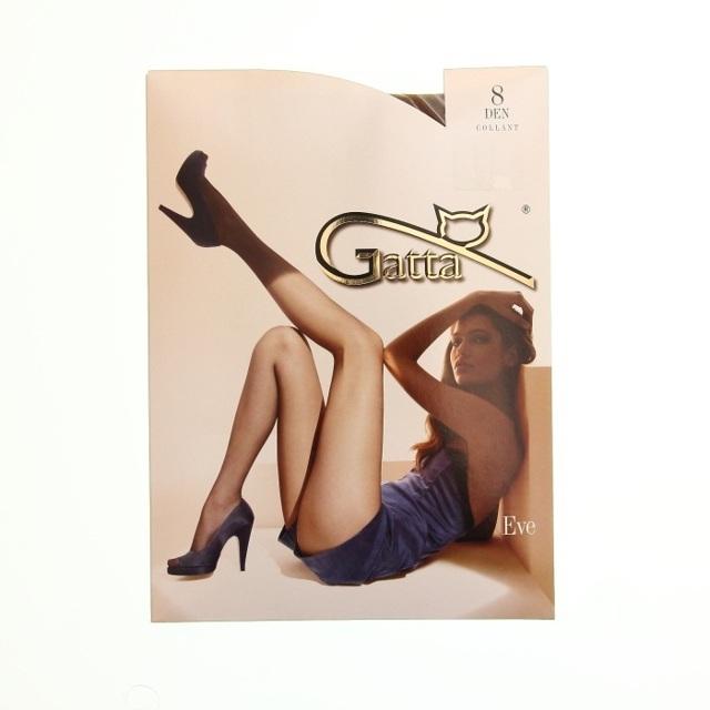 Punčochové kalhoty Eve 8 den - Gatta - S - černá