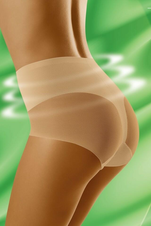 Dámské zeštíhlující kalhotky Sentima beige - XL - béžová