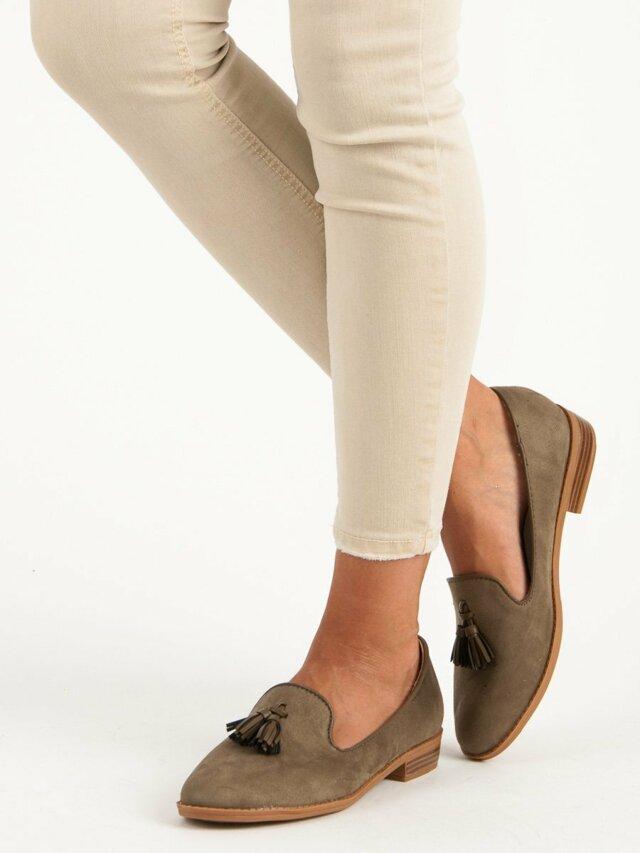 Dámské boty Lordsy 6883GR - SDS - 38 - khaki
