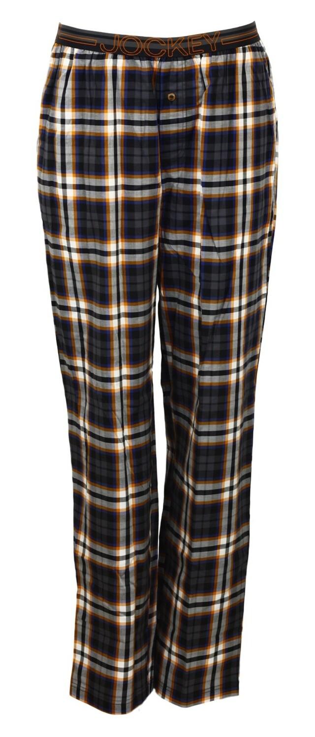 Pánské kalhoty 547506H - Jockey - L - černá kostka