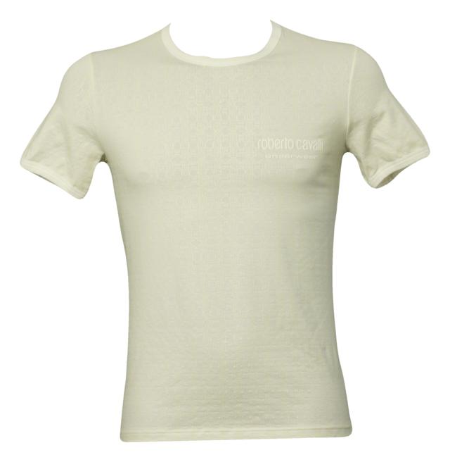 Pánské tričko 2699 gold - Roberto Cavalli