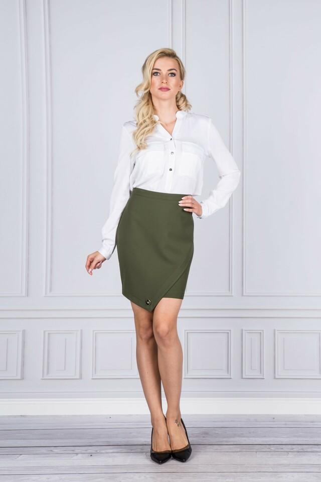 Zavinovací sukně M38662 - LA BLANCHE