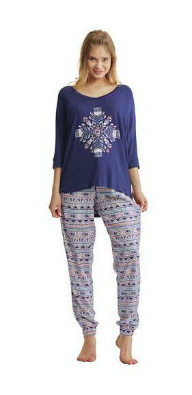 Dámské pyžamo Key LHS 830 A8